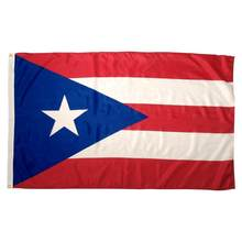 Flaglink 3x5fts 90*150cm pr Puerto Rico flag of Rican(China)