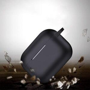 Image 5 - Airpod สำหรับ Airpods Pro 3ตัวอักษร Ultra Thin ซิลิโคนไร้สายหูฟังสำหรับ Apple Airpods Pro หรูหรา