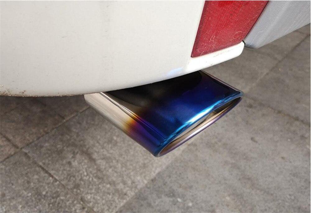 Acessórios do carro de aço inoxidável cromo