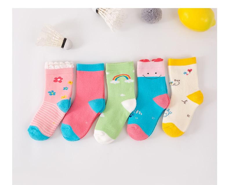 meias recém-nascidos crianças menino recém-nascido bebê menina