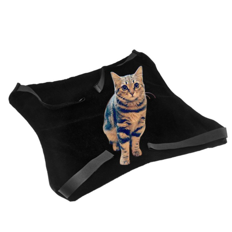 Cat Hanging Bed Cat Mat Warm Soft Kitten Large Hanging Bed Pet Cat Hammock Bed for Small Dog Puppy Funny Z in Cat Beds Mats from Home Garden