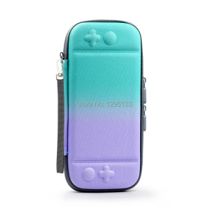 Image 3 - Portable Hard Shell Case for Nintend Switch Lite Carrying Storage Bag for NS Switch Mini Console Game Accessories