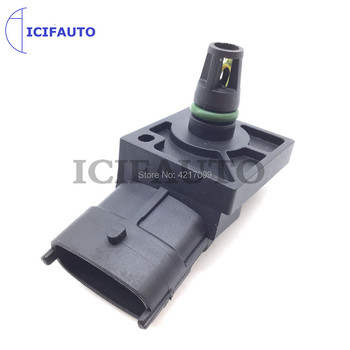 Intake Air Manifold Absolute Boost Pressure MAP Sensor For Renault Clio Master Megane Scenic 0281002573 8200146271 223658143R image