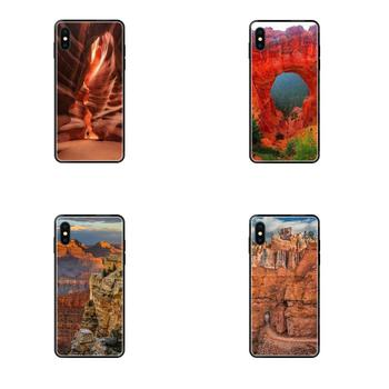 Grand Canyon National Park Soft Mobile Shell For Xiaomi Redmi 3S 4X 4A 5 5A 6 6A 7 7A 8 8A 8T 9 9A K20 K30 S2 Y2 Pro Plus Ultra image