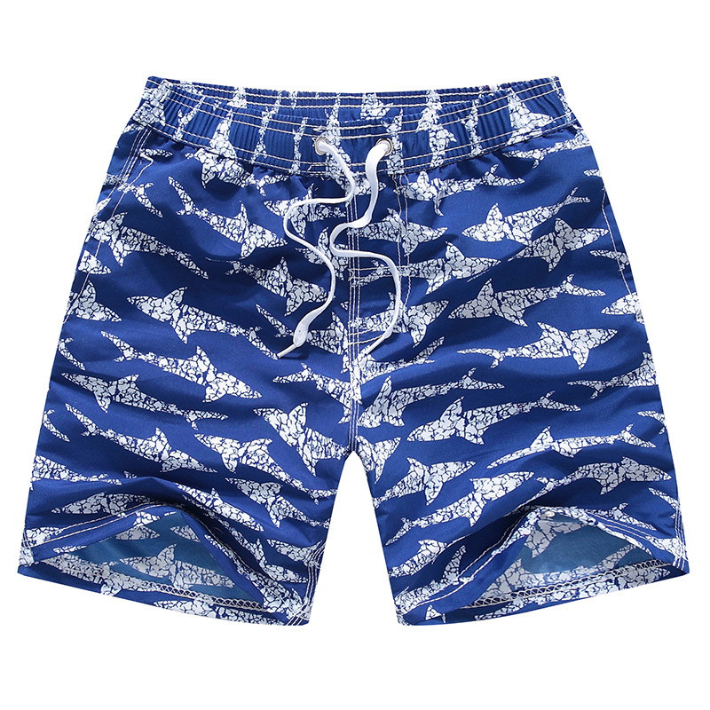 2020 Boys Swimsuit Trunks 3-14 Years Children's Swimwear Beach Shorts Shark Style Boys Bathing Suit Swimwear Trunks 1043