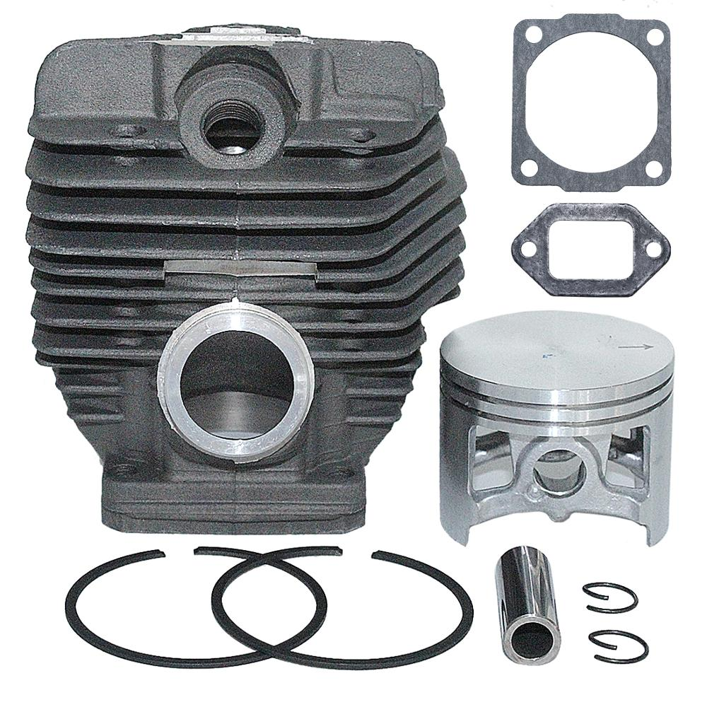 54mm Cylinder Piston Kit For Stihl MS660 066 MS650 064 Chainsaw Replace 1122 020 1211