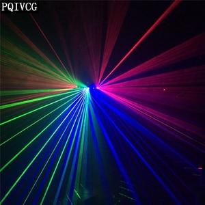 Image 3 - 6目djレーザー光フルカラーのdmxステージレーザー