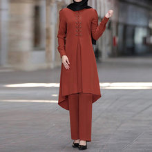 Рамадан ИД Мубарак Дубай абайя Турция хиджаб мусульманское платье