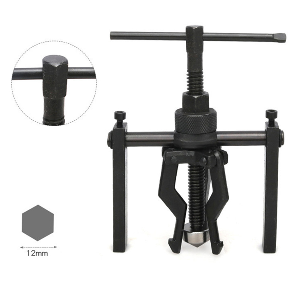 Inner Hole Bearing Puller Bearing Disassembly Three-jaw Pull Code Top Puller
