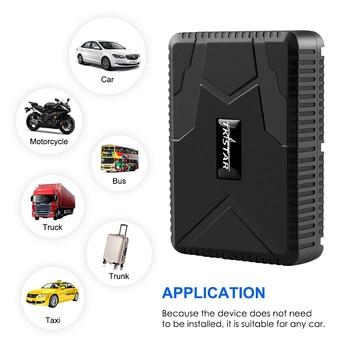 Car GPS Tracker TK915 GPS Locator 10000mAh Magnet Waterproof IP65 GPS Car Tracker Tamper Alert LIFETIME FREE APP PK TKSTAR TK905 2
