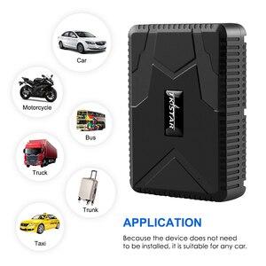 Image 2 - TKSTAR – Localizador GPS magnético resistente al agua para coche, dispositivo rastreador impermeable IP65, batería de 10000 mAh, monitor de voz, aplicación web gratuita, PK TK905 y TK915