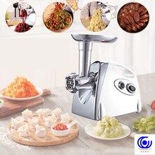 Multifunction Electric Meat Grinder Mincer filler Sausage Filling Maker Machine stuffer vegetables Slicer Cutter 110V or 220V