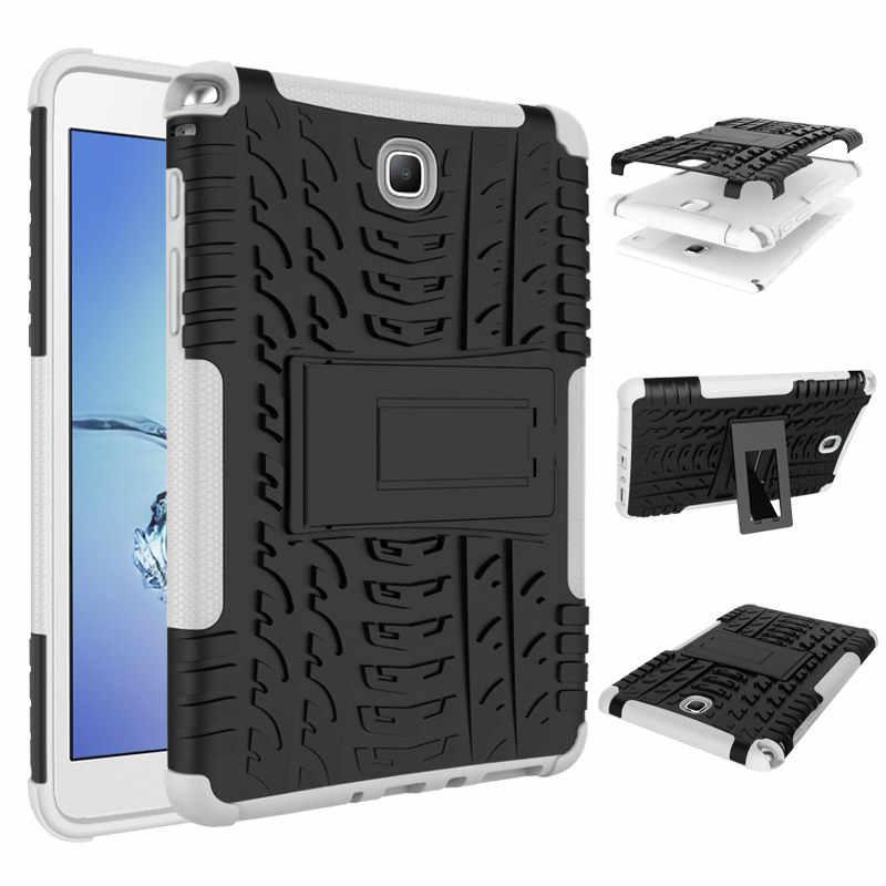 สำหรับ Samsung Galaxy Tab 8.0 นิ้ว T350 T351 T355 SM-T355 กันกระแทก TPU PC Back Case สำหรับ Samsung TAB A 8.0 T290 ฝาครอบ