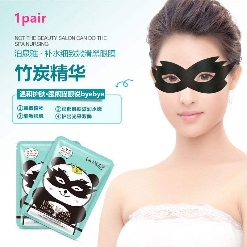 10pcs 5Pack Crystal Collagen Eye Mask Fade Dark Eyes whey protein protei colageno eye patches bioaqua