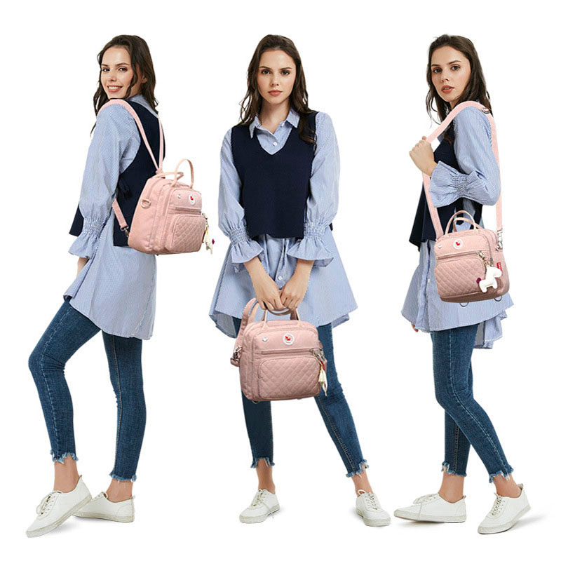 H8ea88d5f07fc47b1b55637f19b6f34b09 Diaper Bag Mummy Maternity Bag For Baby Small Waterproof Baby Nappy Changing Backpack For Moms yoya Stroller Organizer Baby Bag