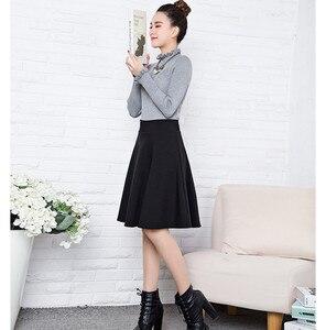 Image 3 - 春夏秋と冬ショートスカート女性のすべての学校スカート服 formales