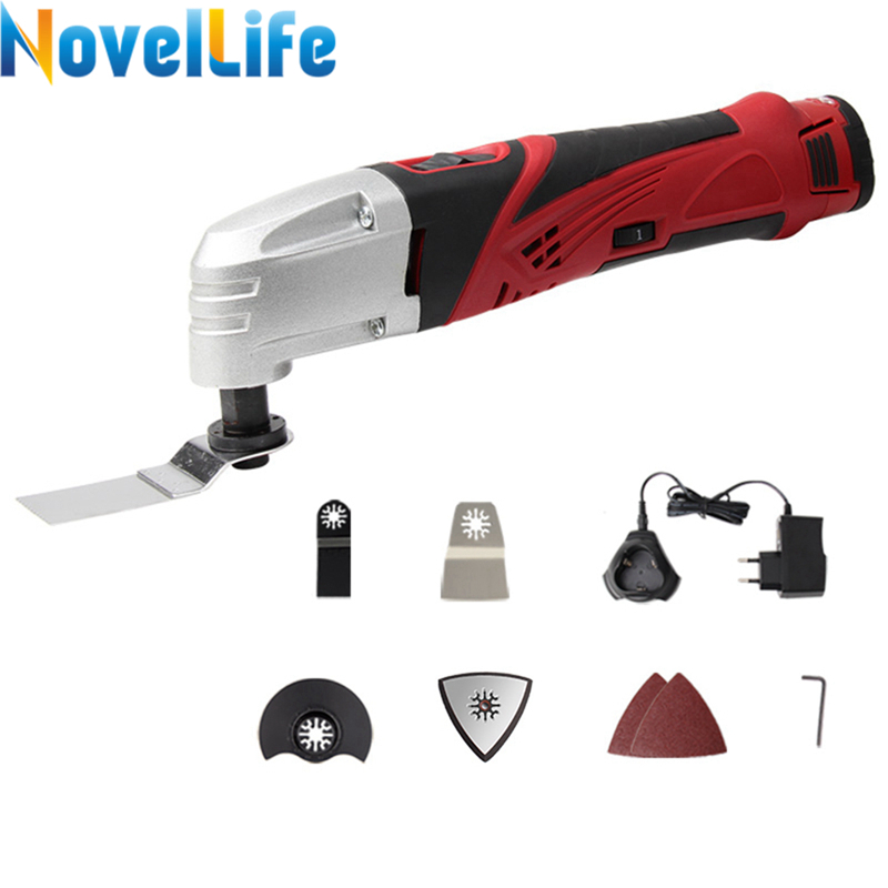 Variable Speed Oscillating Multi-Function Tool Kit Cutting Blade included