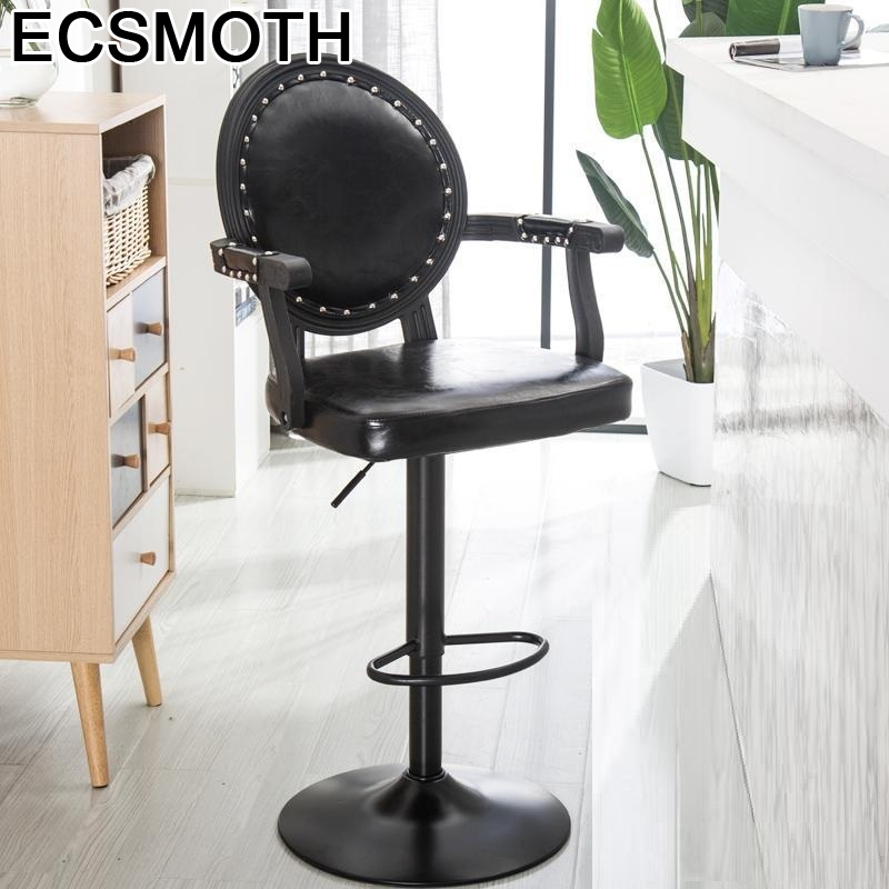 Barstool Stuhl Bancos De Moderno Sedia Sandalyeler Stoelen Para Barra Banqueta Barkrukken Silla Cadeira Stool Modern Bar Chair