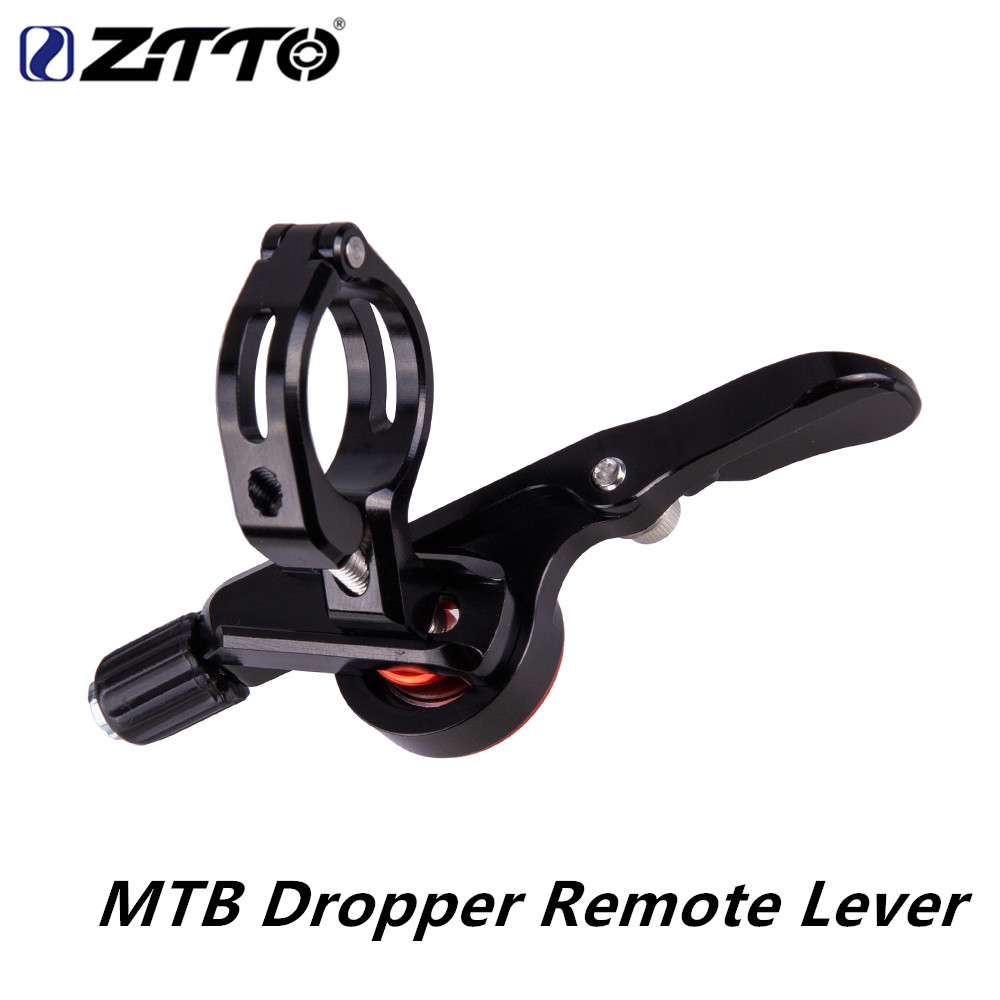 ZTTO Adjustable Metal Mechanical MTB Seatpost Dropper Remote Lever Shifter Tools