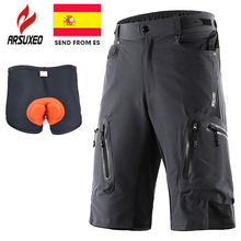Downhill Shorts Bicycle Mountain-Bike ARSUXEO Outdoor MTB Riding-Road Summer Men Loose