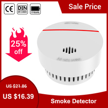 CPVan SM03 Smoke Detector rookmelder 10 jaar Security Fire Protection with EN14604 CE Certified 85dB Fire Alarm Detector