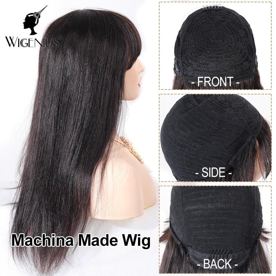 Machine wig