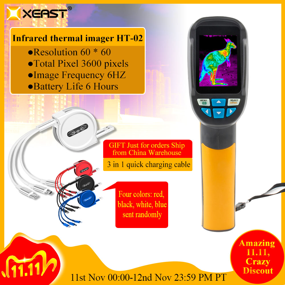 XEAST 2020 New Released Thermal ...