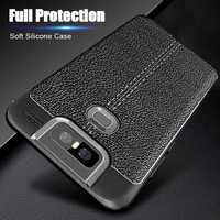 Carcasa blanda a prueba de golpes para Asus Zenfone 6 ZS630KL 6Z 2019 5 ZE620KL 5z ZS620KL Max M1 ZB555KL 4 ZC520KL cubierta de la caja del teléfono