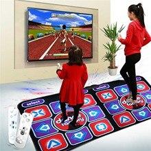 Blanket for Computer TV Tapete-De-Danca Interface Dance-Mats Step-Pads Sense-Game Non-Slip