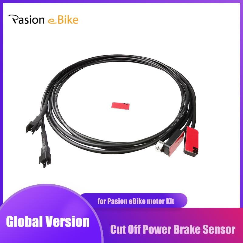 Bike Brake Sensor with Waterproof Electric Connector Cable Motor Brake Sensor Universal For Front Rear Bicycle Brake MS-BK-2R