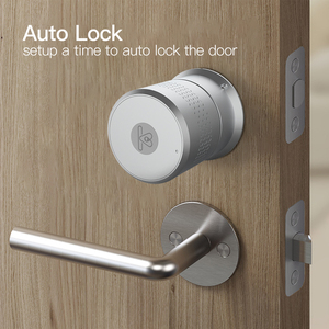 Airbnk M510 WIFI Smart Lock TUYA Fingerprint Door Lock Deadbolt US Locks Smart Home Remote Control Wireless Lock Network Control