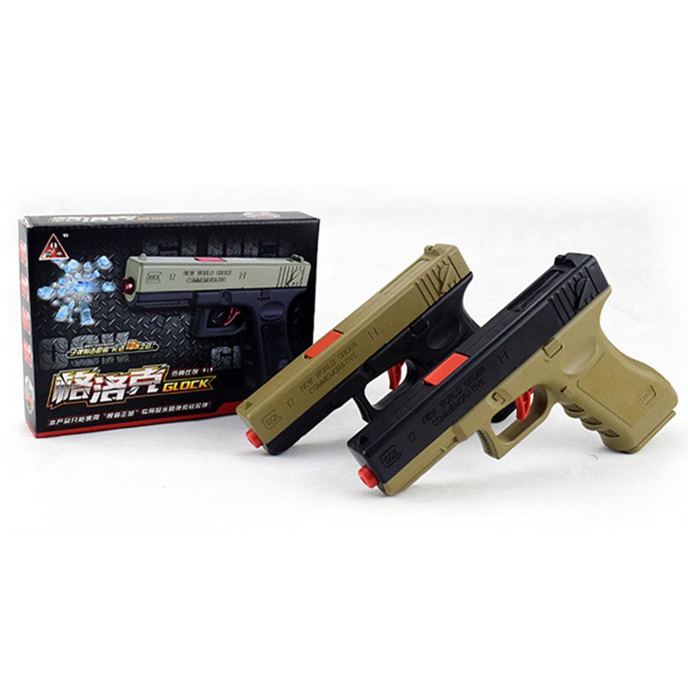 PUBGS Soft Water Bullets Toys Gun Plastic Safe Orbeez Gun Weapon Pistol Gunshot Outdoor Game Toy For Children Kid Boys Gift