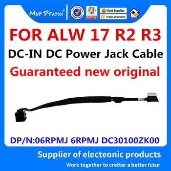 Nuevo Cable de toma de corriente Original para ordenador portátil DC-IN DC...