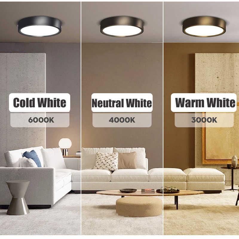 شنت سطح Led النازل 220 فولت Led مصابيح كشاف صغيرة الحجم 5 واط 10 واط 15 واط 110 فولت النازل النازل أسفل أضواء تركيبة إضاءة للمنزل