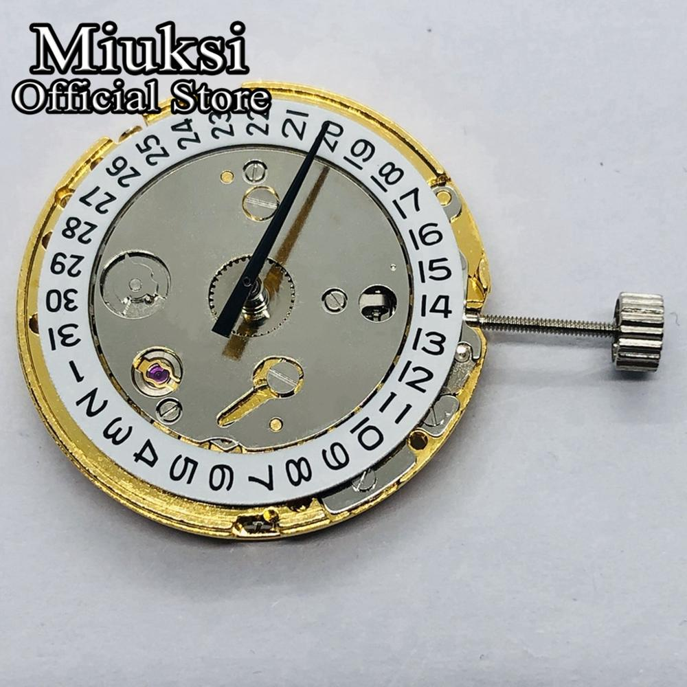 Sea Gull ST1612 Automatic Date Mechanical Movement Replaceable Miyota 8215 821A Movement