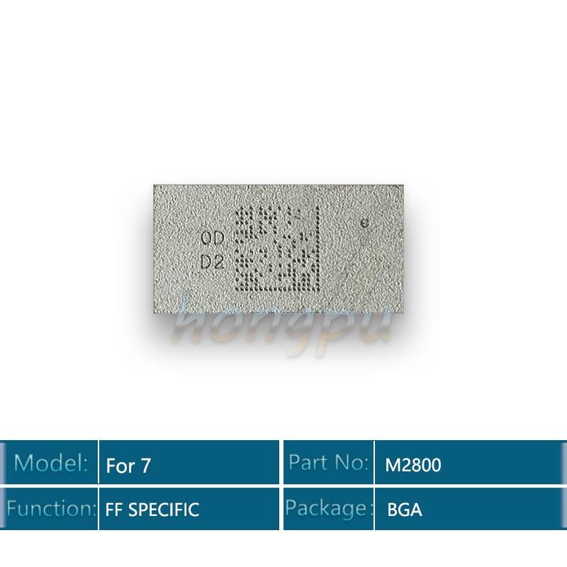1 pièces-20 pcs/lot M2800 pour iphone 7/7G 4.7 pouces trinité FF écran tactile spécifique numériseur ic puce