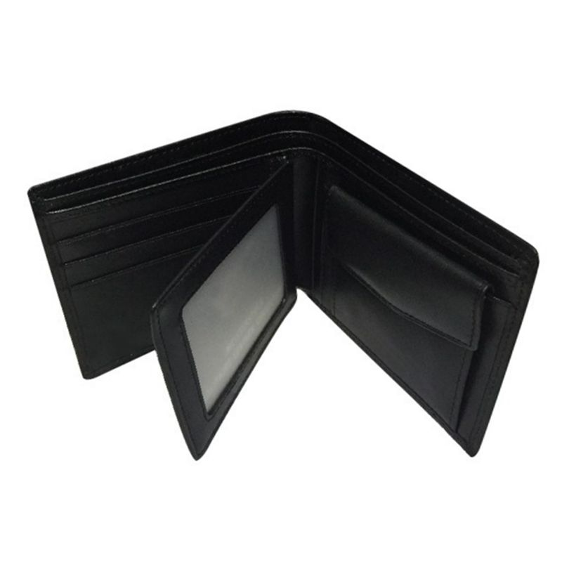 Male Wallet Brand Cowhide Men M B Wallet With Coin Purse Genuine Leather Souvenirs