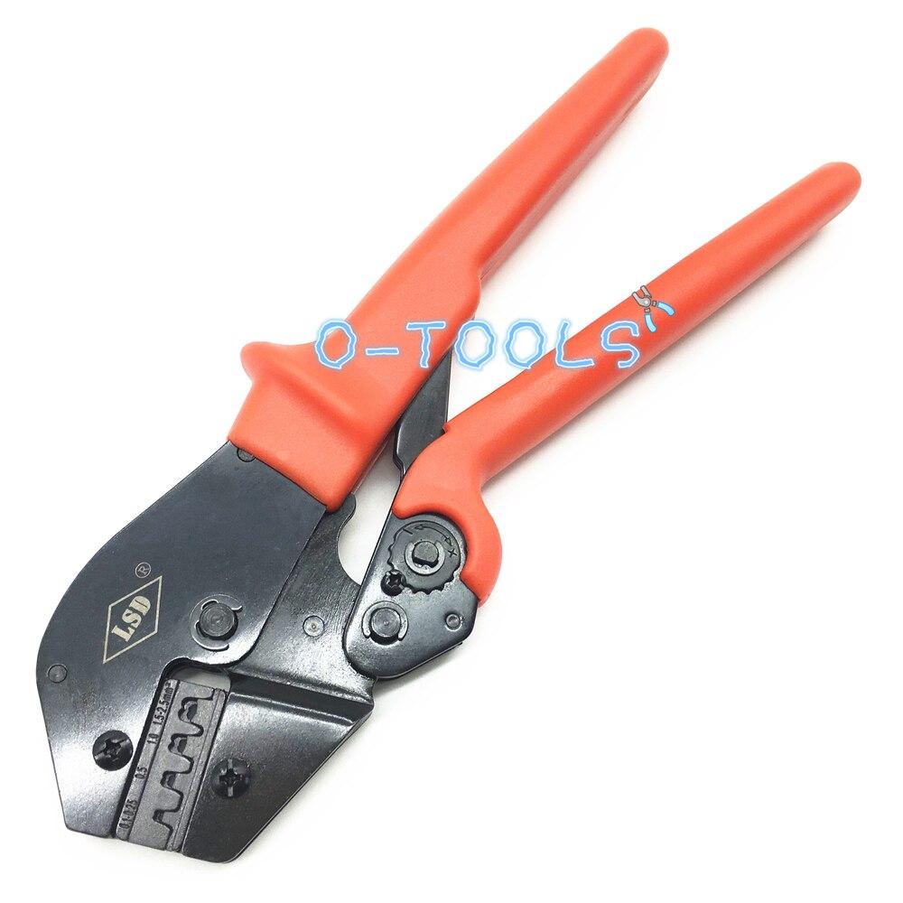 Crimping Tool For Non-insulated Terminals 0.1-2.5mm² Pin Automotive Connectors Crimper Press Tools 27-13AWG AP-03A