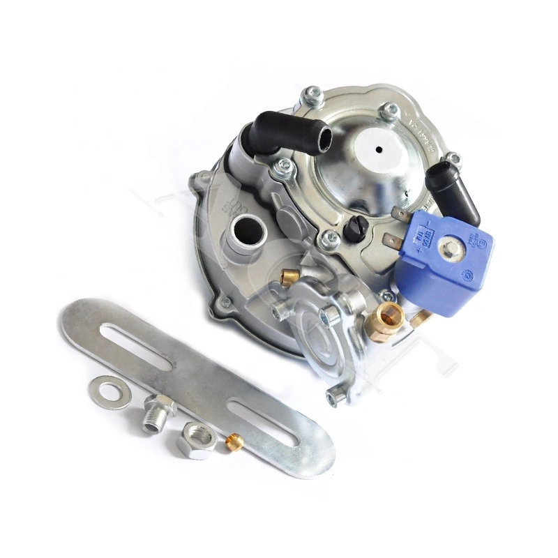 LPG Conversion Kits AT07 Pressure Reducer GLP Gas Regulator For Car