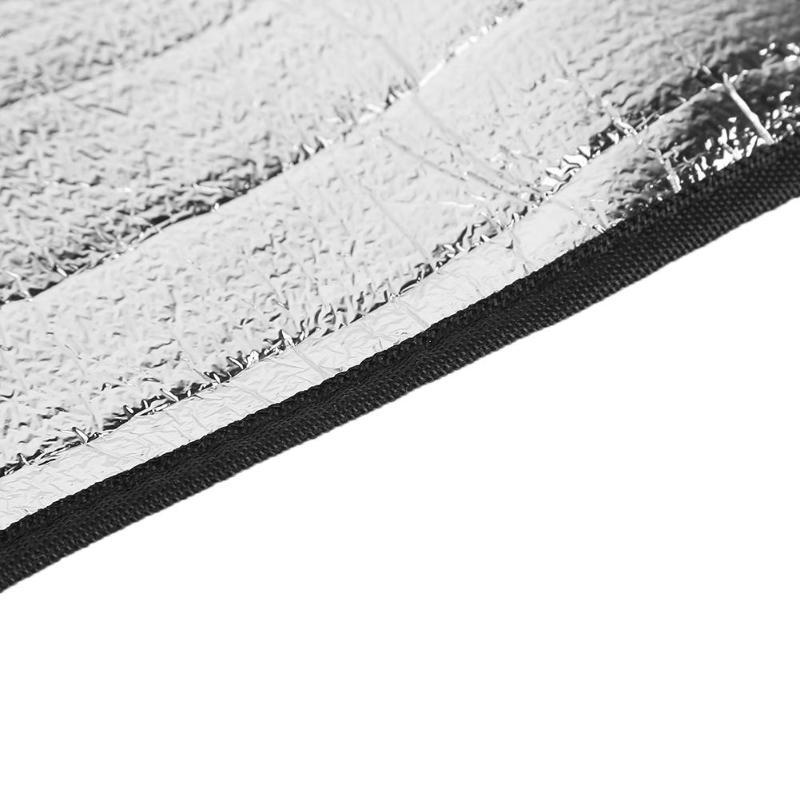 Ветровое стекло Солнцезащитный износостойкий 59x28 дюймов зимний автомобильный чехол на лобовое стекло Авто Снег Лед Мороз щит тепло солнцезащитный козырек Горячая Распродажа