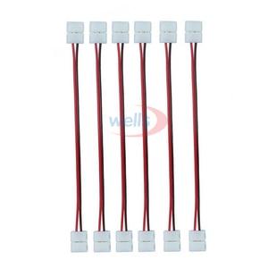 Image 2 - Câble à double connexion, 2/3/4/5 broches, 100 pièces, pour WS2811/WS2812B/3528, RGB/RGBW 5050, 5050 pièces
