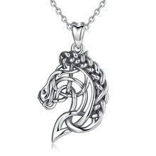 Женское и мужское колье eudora винтажное ожерелье из стерлингового