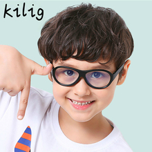 Kids Sunglasses Children Blue Light Blocking Glasses Transpa