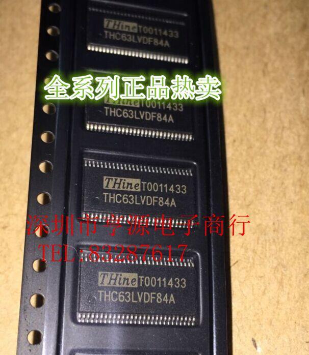 5 шт. THC63LVDF84A THC63LVDF84B TSSOP56 новые импортные чипы