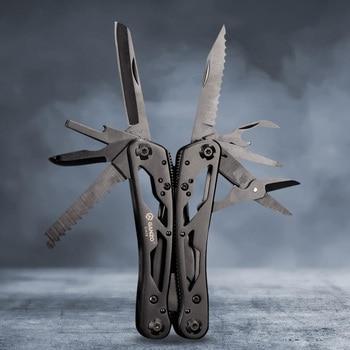 Ganzo G202B Multi Tool Folding Knife Multi-functional Plier EDC Gear outdoor Camping Survival Knife Fishing Plier Tools 2