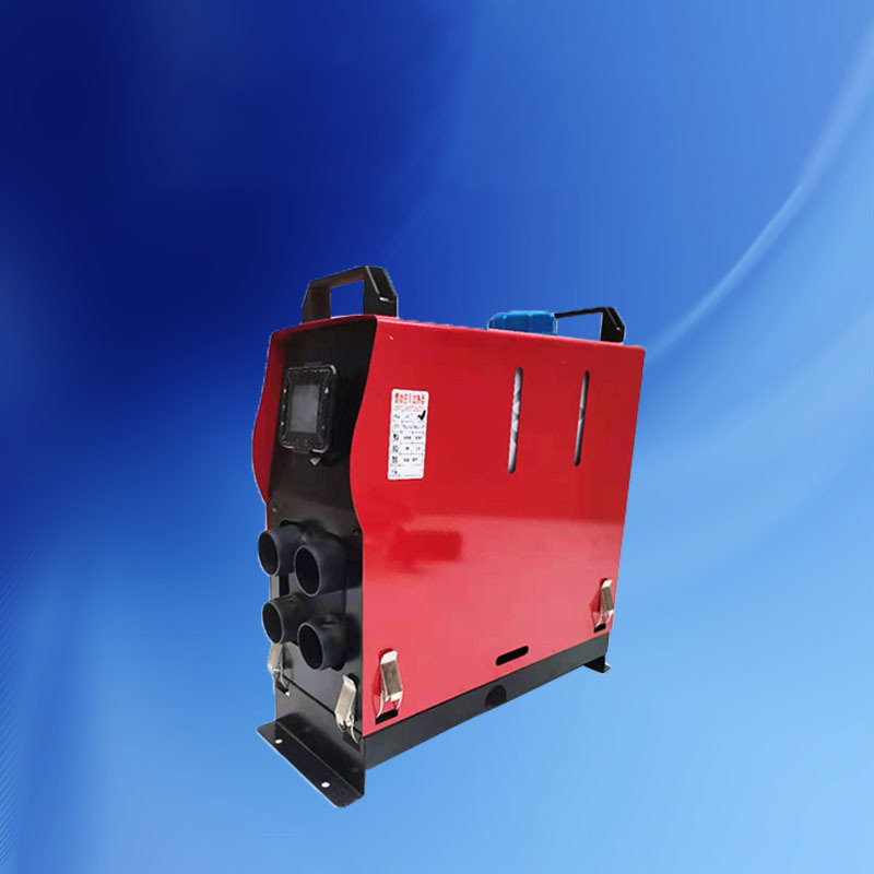 5KW Four-hole Car Heater Air Diesel 4 Holes Engine Parking Heater Intelligent Car Parking Fuel Air Heater For Car Truck