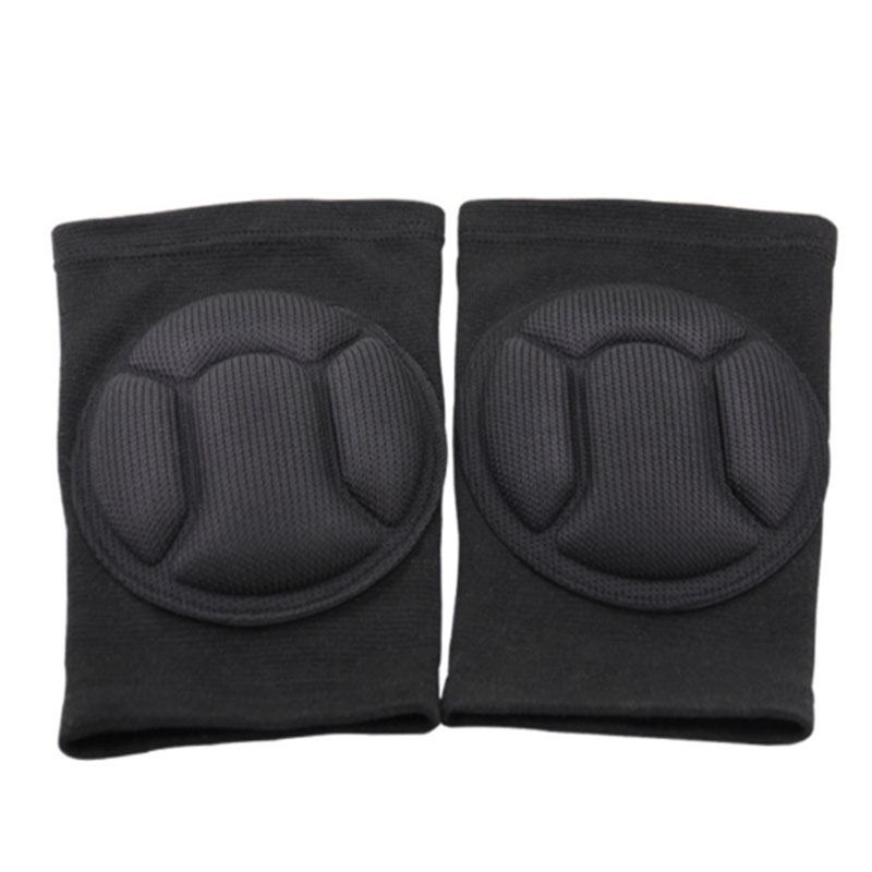 LPRED Fully Adjustable 1 Pair Knee Pads with Protective Gear Useful for Gardening Sports and Bike Riding for Safety 9