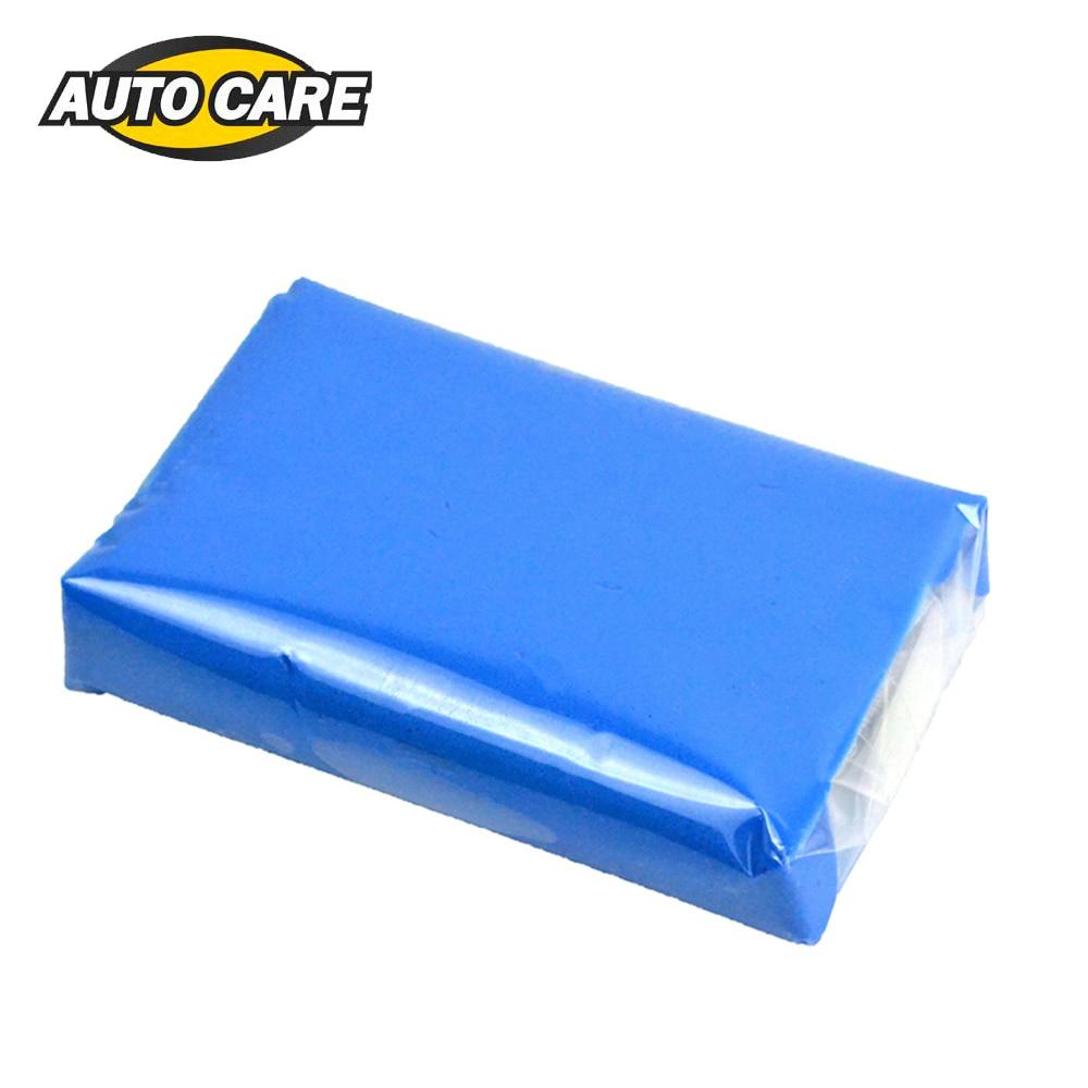 1Piece 100g Car Wash Magic Clay Bar  Super Auto Detailing Clean Clay Car Clean Tools Magic Mud Car Cleaner