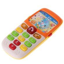 Детские игрушки мобильный телефон малыш электронные музыкальные