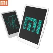 Xiaomi mi lcd tablet para escrita, tablet com caneta digital, prancheta eletrônica de desenho a mão, tapete de mensagem, quadro de gráficos e quadro de mensagens